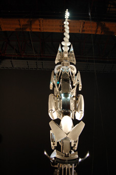Totemobile 5 © Chico Mac Murtrie/Amorphic Robot Works