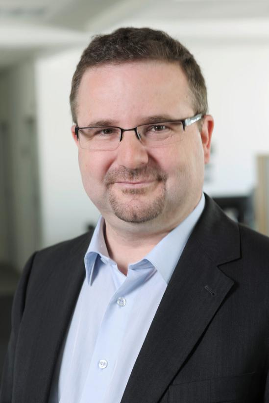 Wieland Alge, VP et directeur général EMEA de Barracuda Networks